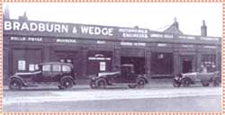 Bradburn and Wedge premises